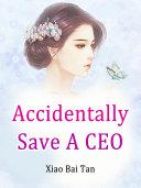 Accidentally Save A CEO Pdf/ePub eBook
