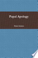 Papal Apology
