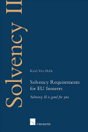 Solvency II Is Good for You