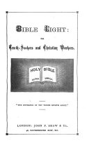 Bible light: for truth-seekers. Enlarged ser., no