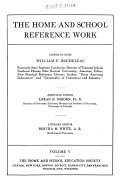 The Home and School Reference Work