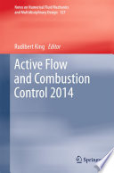 Active Flow and Combustion Control 2014