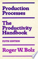 Production Processes Book
