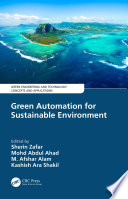 Green Automation for Sustainable Environment Book