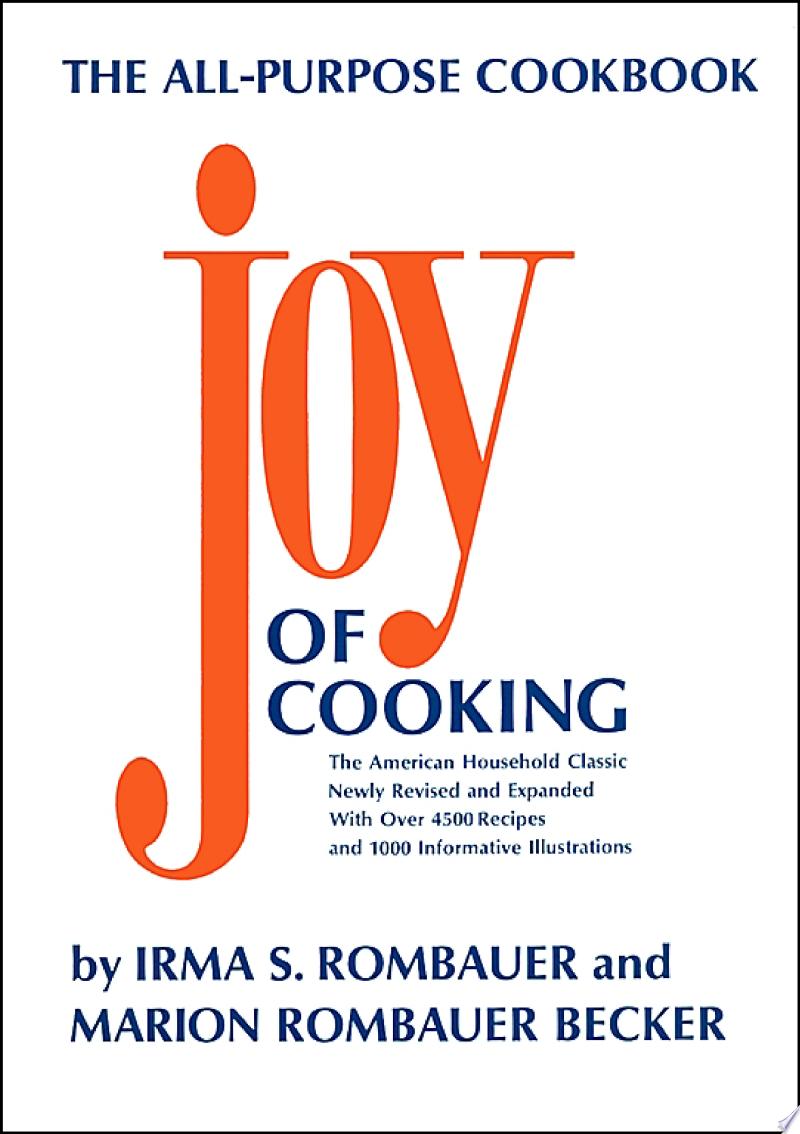 Joy of Cooking image