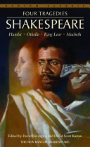 Shakespeare Four Tragedies Hamlet Othello King Lear Macbeth