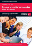 Books - Lectura Y Escritura Avanzadas Libro Del Alumno | ISBN 9780955926563