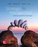 Loose Leaf for Strategic Management  Creating Competitive Advantages