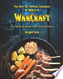 The Not-So-Official Cookbook of World of Warcraft