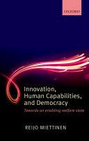 Innovation  Human Capabilities  and Democracy