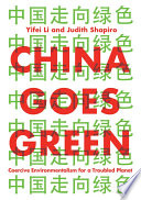China Goes Green