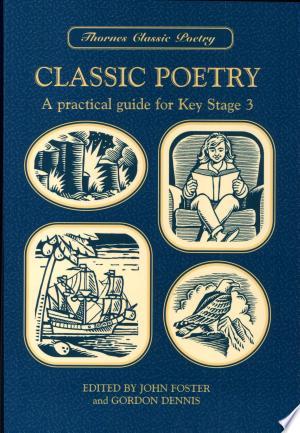Download Thornes Classic Poetry Free PDF Books - Free PDF