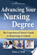Advancing Your Nursing Degree Book