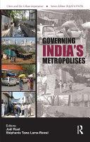 Pdf Governing India's Metropolises Telecharger