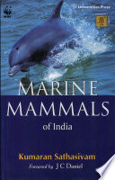 Marine Mammals of India Book