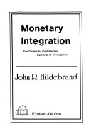 Monetary Integration