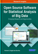 Open Source Software for Statistical Analysis of Big Data