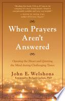 When Prayers Aren t Answered