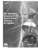 Changing Structure of the Electric Power Industry: An Update