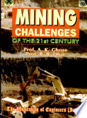 Mining  Challenges of the 21st Century Book