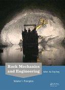 Rock Mechanics and Engineering  Principles