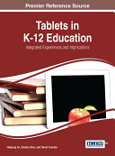 Tablets in K-12 Education: Integrated Experiences and Implications Pdf/ePub eBook