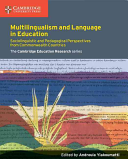 Books - Multilingualism And Language In Education | ISBN 9781107574311