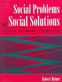Cover of Social Problems and Social Solutions