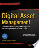 Digital Asset Management Book