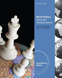 Cover of World Politics