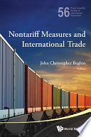 Nontariff Measures and International Trade