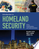 Introduction to Homeland Security Book PDF