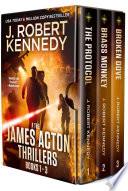 A James Acton Box Set   Books 1 3