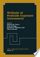 Methods of Pesticide Exposure Assessment