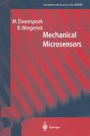 Mechanical Microsensors Pdf/ePub eBook