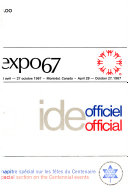 Expo 67   Official Guide