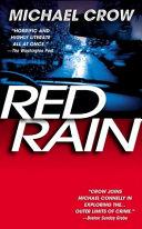 Red Rain Book