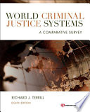 World Criminal Justice Systems Book PDF