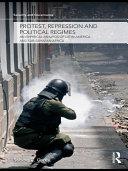 Protest  Repression and Political Regimes