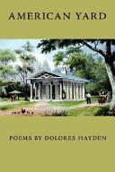 American Yard: Poems