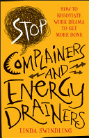 Stop Complainers and Energy Drainers Pdf/ePub eBook