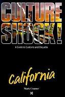 Culture Shock  California