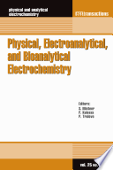 Physical  Electroanalytical  and Bioanalytical Electrochemistry