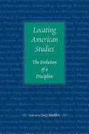 Locating American Studies