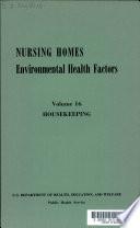 Nursing Homes: Housekeeping