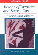 Images Of Deviance And Social Control Book