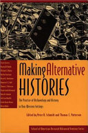 Making alternative histories