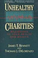 Unhealthy Charities Book