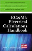 EC Ms Electrical Calculations Handbook