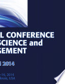 International Conference On Social Science And Management Icssm 2014  Book PDF